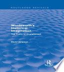 Wordsworth s Historical Imagination  Routledge Revivals