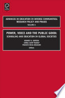 Power  Voice and the Public Good
