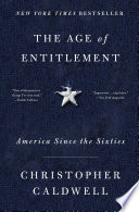 The Age of Entitlement Book PDF