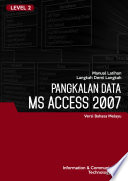 MS ACCESS 2007  DATABASE   MALAY