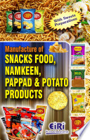 Manufacture of Snacks Food  Namkeen  Pappad   Potato Products