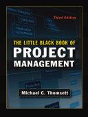 download ebook the little black book of project management pdf epub