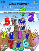Math Phonics Fractions Decimals