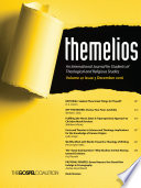 Themelios  Volume 41  Issue 3