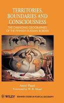 Territories  boundaries  and consciousness