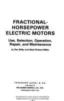 Fractional-horsepower electric motors