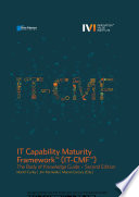 IT Capability Maturity Framework™ (IT-CMF™) 2nd edition Book Cover