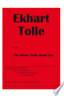 download ebook if ekhart tolle knew the whole truth about life pdf epub