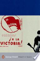Orwell In Spain book