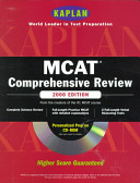 Kaplan MCAT Comprehensive Review 2000