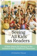 Seeing All Kids as Readers