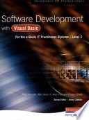 Software Development With Visual Basic