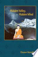 download ebook hidden valley, hidden mind pdf epub