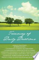 Treasury of Daily Devotions