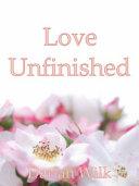 Love Unfinished Book PDF