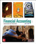 Loose Leaf Financial Accounting  Information for Decisions with Connect Access Card
