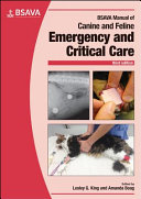 BSAVA Manual of Canine and Feline Emergency and Critical Care  3rd Edition
