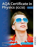 Aqa Level 1 2 Certificate  Igcse  in Physics