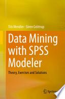 Data Mining with SPSS Modeler