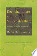 Reenchantment without Supernaturalism Book PDF