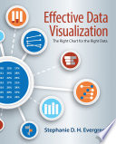Ebook Effective Data Visualization Epub Stephanie D. H. Evergreen Apps Read Mobile