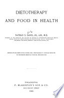 Dietotherapy and food in health