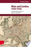 Wien und London, 1727–1735