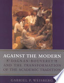Against the Modern