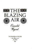 The blazing air
