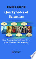 Quirky Sides of Scientists