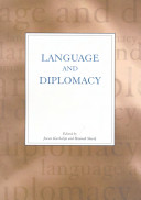 Language and Diplomacy