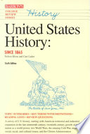 United States History, Since 1865