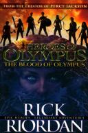 The Blood of Olympus by Rick Riordan