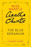 download ebook the blue geranium pdf epub