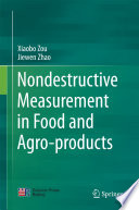 Nondestructive Measurement in Food and Agro products