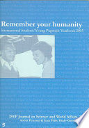 Remember Your Humanity