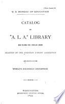 A L A  Catalog Book PDF