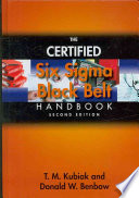 The Certified Six Sigma Black Belt Handbook
