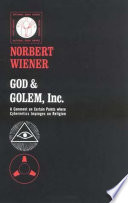 God and Golem  Inc