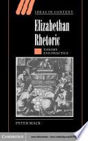 Elizabethan Rhetoric