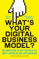 download ebook what\'s your digital business model? pdf epub