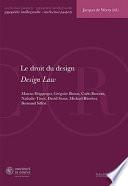 Le Droit Du Design Design Law