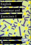 English Grammar And Exercises 1