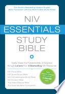 NIV, Essentials Study Bible, eBook