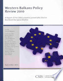 Western Balkans Policy Review 2010