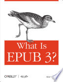 What Is Epub 3