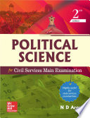 Political Science For Civil Services Mains