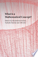 What is a Mathematical Concept