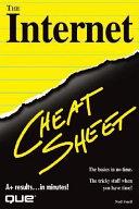 Internet Cheat Sheet