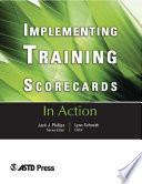 implementing training scorecards